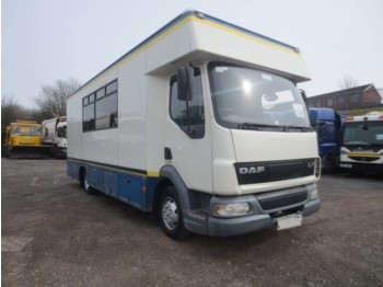 DAF 45.150 4X2 7.5TON MOBILE OFFICE / CONTROL ROOM  - mikrobus