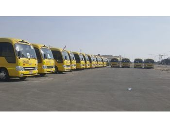 TOYOTA Coaster - / - Hyundai County ..... 32 seats ...6 Buses available - mikrobus