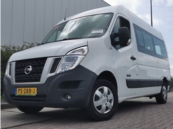 Minibus Nissan NV400 2.3 DCI l2h2 9 persoons 125
