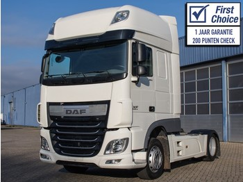Ciągnik siodłowy DAF XF 460 FT SSC Super Space Cab 4x2 Cabine luchtgeveerd ACC Euro 6 € 1479,- p/m o.b.v. 36 maand Financial Lease