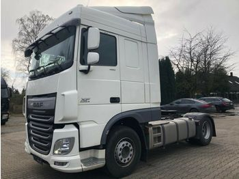 Ciągnik siodłowy DAF XF 460 FT Space Cup Spoiler Fender