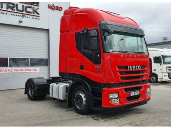 IVECO Stralis 450, Steel /Air, Manual, Euro 5 - ciągnik siodłowy