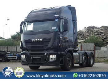 Ciągnik siodłowy Iveco AS440S46 STRALIS 6x2 hiway euro6