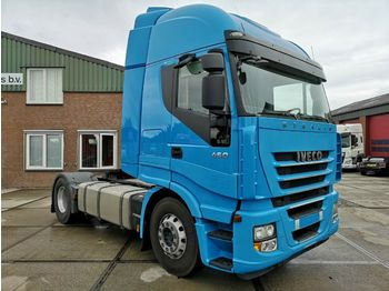 Iveco STRALIS 450 | EURO 5 EEV | INTARDER | ALCOA | Co  - ciągnik siodłowy