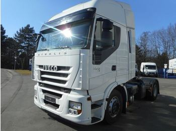 Iveco Stralis AS440S45T/P m. Hydraulik Euro5 Intarder  - ciągnik siodłowy