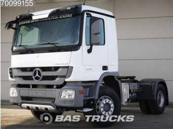 Mercedes-Benz Actros 2141 S 4X2 3-Pedals Big-Axle Steelsuspension Euro 3 3-Pedals Big-Axle Steelsuspension Euro 3 - ciągnik siodłowy