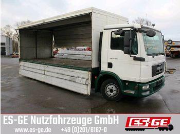 Ciężarówka furgon MAN TGL 12.180 mit Klappwandaufbau