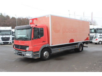 Mercedes-Benz ATEGO 1524 L , HYDRAULIC LIFT , PARKING CAMERA  - ciężarówka furgon