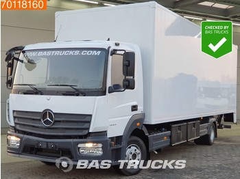 Ciężarówka furgon Mercedes-Benz Atego 1223 L 4X2 Perfect-Condition! LBW Euro 6