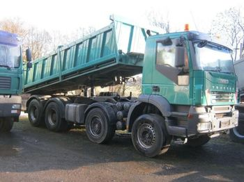 Wywrotka IVECO Euro Tracker 450 3 old. billencs
