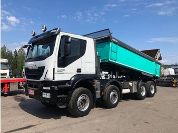 Wywrotka IVECO Trakker AT410T50