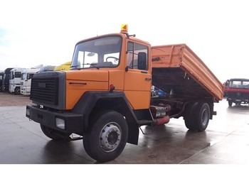 Iveco Magirus 150-16 (GRAND PONT / SUSPENSION LAMES) - wywrotka