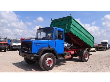 Iveco Magirus 175-24 (GRAND PONT / SUSPENSION LAMES) - wywrotka