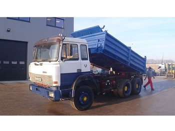 Iveco Turbostar 330 - 30 (BIG AXLE / STEEL SUSPENSION / WATER COOLED 6 CYLINDER) - wywrotka