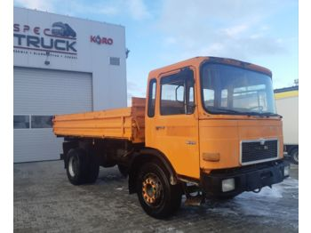 MAN 16.170, Full Steel, Tipper 4x2, Manual - wywrotka