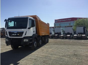 MAN 2017 TGS 41.400 E /6 8X4 /AC HARDOX TIPPER 5 PCS (ON SALE) - wywrotka