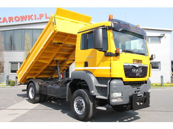 Wywrotka MAN 3 SIDED TIPPER TGS 18