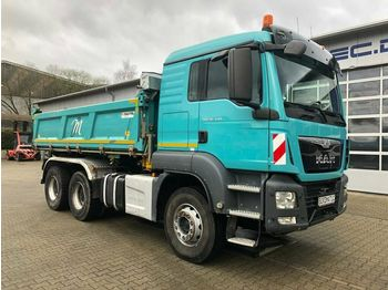 MAN TGS 26.440 6x4 Dautel Kipper Bordmatic *TOP  - wywrotka