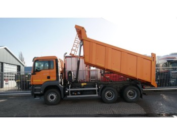 MAN TGS 33.400 TIPPER 16 m3 MANUAL GEARBOX NEW TRUCK - wywrotka