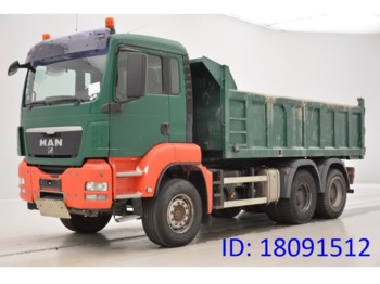 MAN TGS 33.440 M - 6x4 - tractor/tipper double use - wywrotka