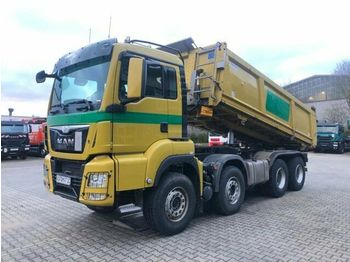 Wywrotka MAN TGS 35.480 8x4 Dautel Kipper Bordmatic *TOP