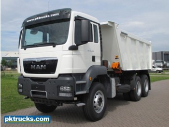 MAN TGS 40.400 BB-WW (10 Units) - wywrotka