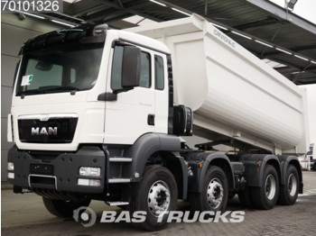 MAN TGS 41.400 M 8X4 Manual Big-Axle Steel Suspension Euro 3 - wywrotka