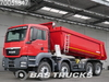 MAN TGS 41.400 M 8X4 Manual EU Big-Axle Steelsuspension Euro 3 - wywrotka