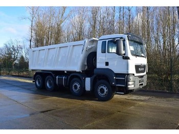 MAN TGS 41.480 BB-WW TIPPER TRUCK - wywrotka