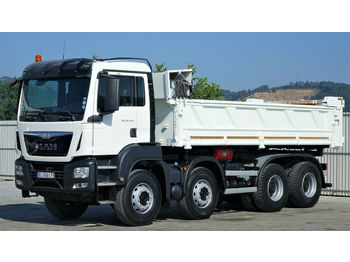 MAN Tgs 35.440 Kipper+Bordmatic 6,10m 8x4!!  - wywrotka