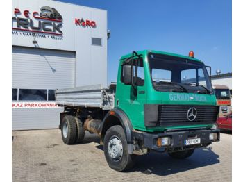Wywrotka MERCEDES-BENZ 1722, Full Steel, 4x4 Tipper