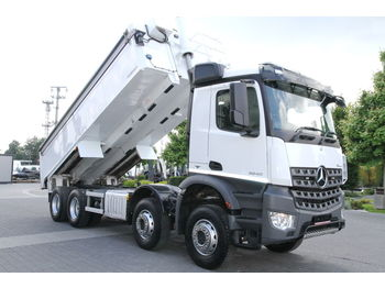 MERCEDES-BENZ 8x4 AROCS 3240 E6 TIPPER RIGHT SIDE DRIVE - wywrotka