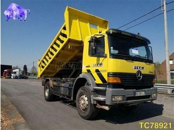 MERCEDES-BENZ Atego 1823 billencs - wywrotka