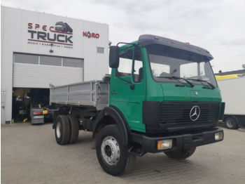 Wywrotka MERCEDES-BENZ SK 1622, 4x4, Manual, Full Steel