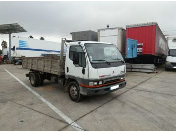 MITSUBISHI Canter FE649 Turbo left hand drive 3.9 diesel 3 way - wywrotka