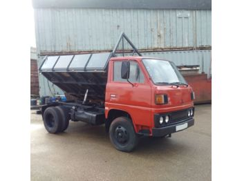 Wywrotka MITSUBISHI Canter left hand drive FE110 2.7 diesel 6 tyres 3 way