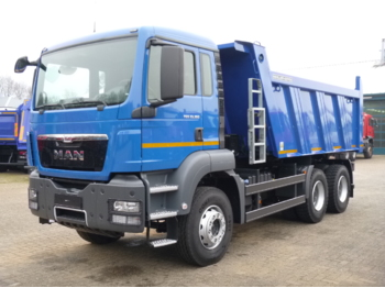 M.A.N. TGS 33.360 6x4 Meiller tipper 16 m3 NEW/UNUSED - wywrotka