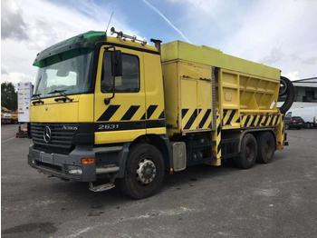 Wywrotka Mercedes 2631 ACTROS RSP