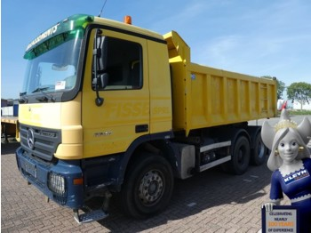 Mercedes-Benz ACTROS 3346 6X4,TIPPER AND TRACT - wywrotka