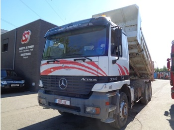 Wywrotka Mercedes-Benz Actros 3340 manual lames