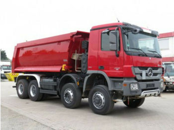 Mercedes-Benz Actros 4141 8x6 4 Achs Muldenkipper 3x Pedale (T  - wywrotka