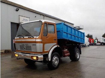 Mercedes-Benz SK 1617 (BIG AXLE / FULL STEEL SUSP) - wywrotka