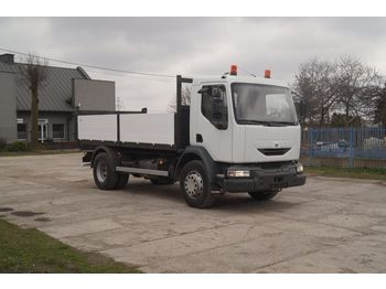 RENAULT MIDLUM 270 DCI / TIPPER / FULL STEEL / NICE CONDITION - wywrotka