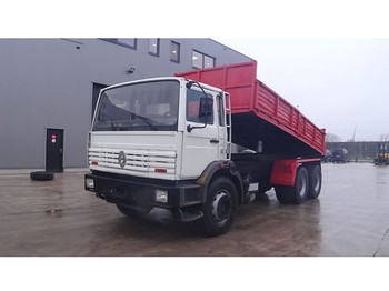 Renault G 300 Manager (GRAND PONT / SUSPENSION LAMES / 6 CULASSE) - wywrotka