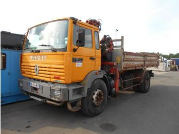Wywrotka Renault Gamme G 270 Maxter