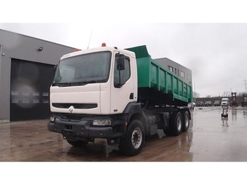 Renault Kerax 370 DCI (BIG AXLES / FULL STEEL SUSPENSION) - wywrotka