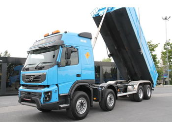 VOLVO 8×4 FMX-380 TIPPER RIGHT HAND DRIVE - wywrotka