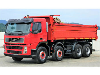 Volvo FM12 380 Kipper 6,20 +Bordmatic* 8x4!  - wywrotka