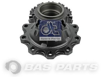DT SPARE PARTS Wheel hub 1697346S - centrum