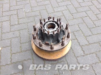 VOLVO Wheel hub Rear axle 435 Geventileerd 85104298 - centrum